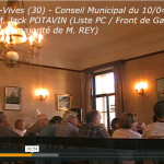 Video ZAC de la Volte soupçon de favoritisme des élus