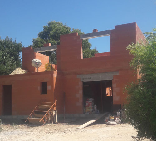 Maisons ANNA B - ZOE B chemin des Horts Aigues-Vives Gard